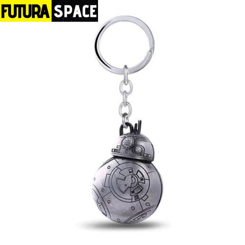 Spaceship K-2SO Falcon Keyrings - silver - 200000174