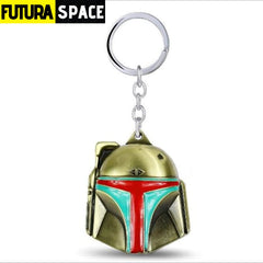 Spaceship K-2SO Falcon Keyrings