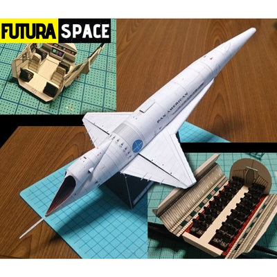 SPACESHIP TOY - 47cm Orion III - 200388143