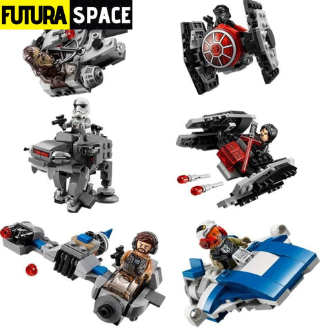 SPACESHIP TOY - AT-ST Fighters - 2622
