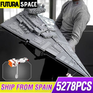 SPACESHIP TOY - Imperial Star Destroyer - 2622