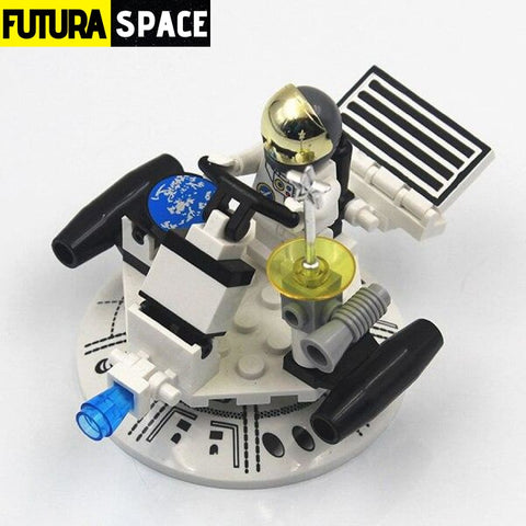 SPACESHIP TOY - Space series bricks - 505 - 200001392