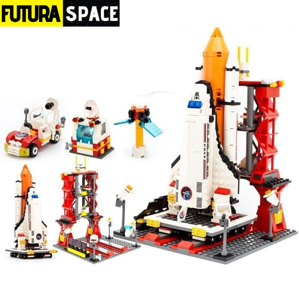 SPACESHIP TOY - Spaceport - 2622