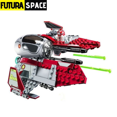 SPACESHIP TOY - Star Wars - Red - 2622