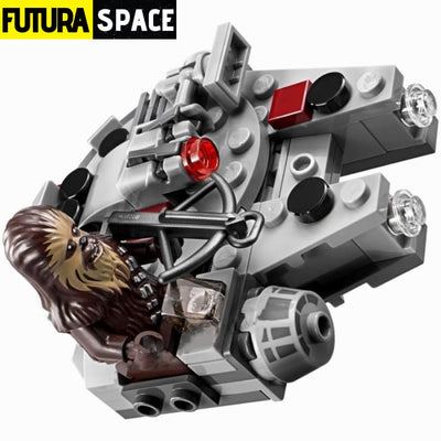 SPACESHIP TOY - Star Wars - violet - 2622