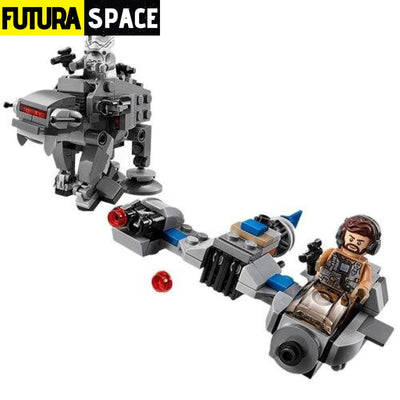SPACESHIP TOY - Star Wars - Blue - 2622