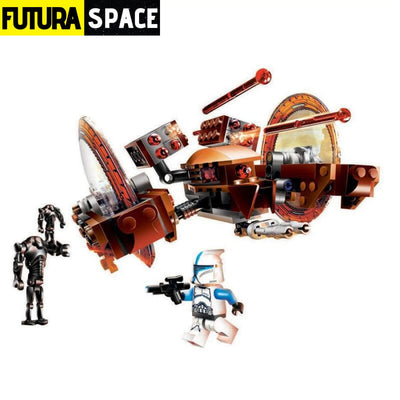 SPACESHIP TOY - Star Wars - Gray - 2622