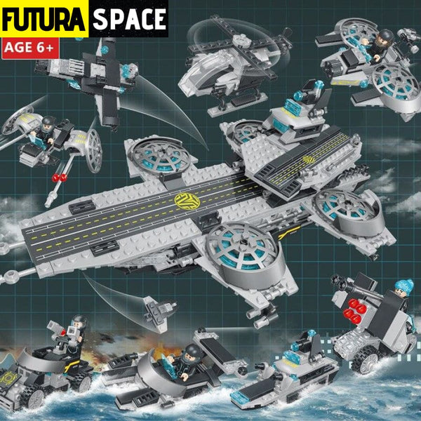 SPACESHIP TOY - UCS SHIELD - 2622