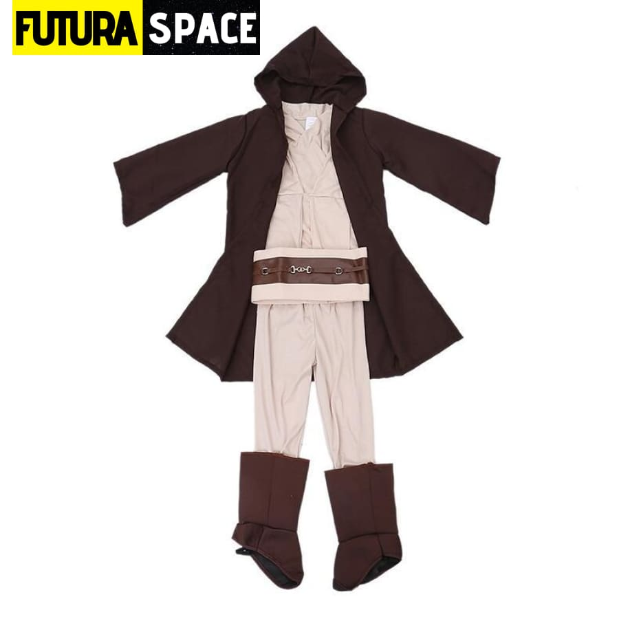 STAR WARS COSTUME - Deluxe Jedi for kids - 200003989