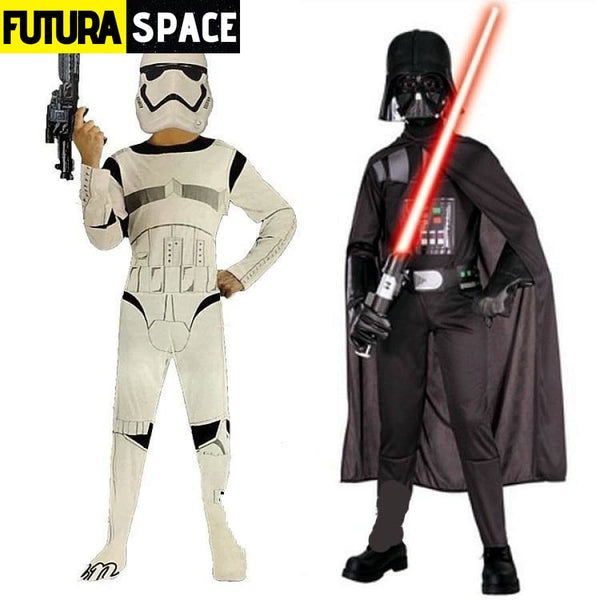 STAR WARS COSTUME - kids Carnival - 200003989