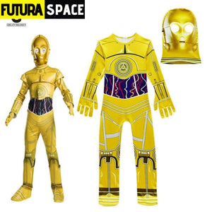 STAR WARS COSTUME - Robot Cosplay - 200003989