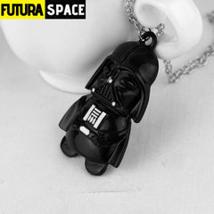 STAR WARS NECKLACE 3D