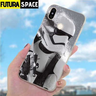 Star Wars phone case for Xiaomi - for Xiaomi Mi A1 /