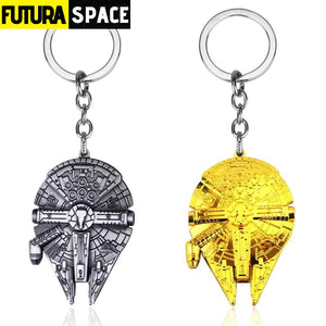 Star Wars Spaceship Model Keychain - 200000174
