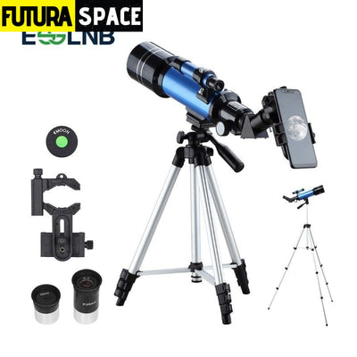 Telescope Astronomical Monocular - Blue / China - 200001987