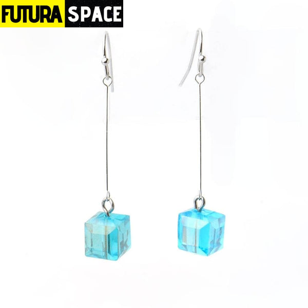 TESSERACT EARRINGS - COPPER - 200000168