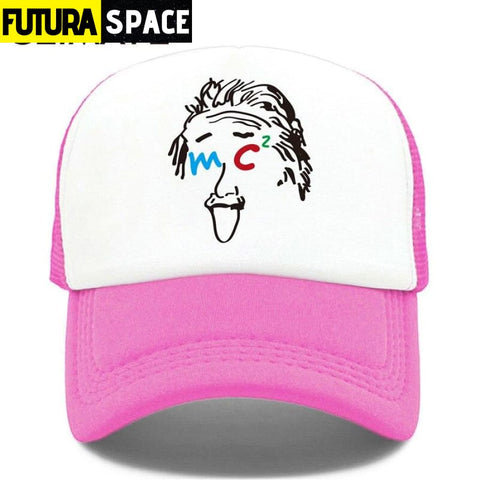 TRUCKER SPACE CAP - Rose / Fits 52to55cm Head - 200000403