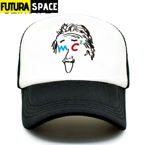 TRUCKER SPACE CAP - Black / Fits 52to55cm Head - 200000403