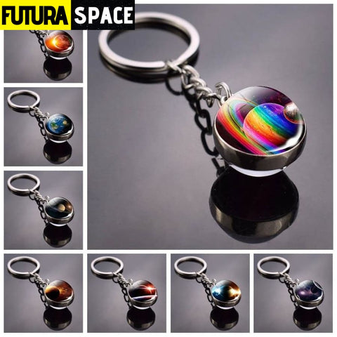 Univers Planet Keychain - 200000174