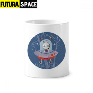 Universe and Alien Mug - 350ml - 100003290