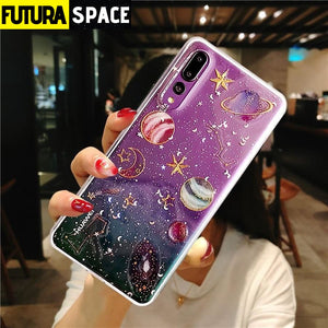 Universe Planet Phone Case For Huawei - 380230