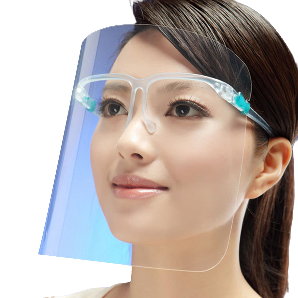 Face Shield Glasses - 10 pack