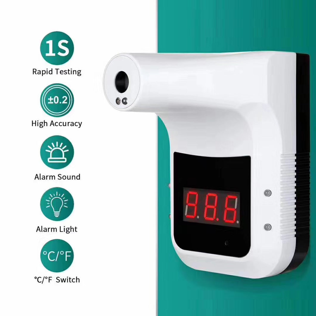 Automatic Body Temperature Detector - Wall Mounted