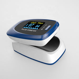 Fingertip Pulse Oximeter - LED Display