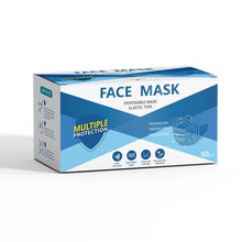 Load image into Gallery viewer, Disposable Face Mask - 50 units