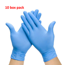 Load image into Gallery viewer, Disposable Nitrile Gloves Bulk - Box of 1000