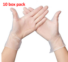 Load image into Gallery viewer, Disposable Vinyl Gloves Bulk - 1000 count