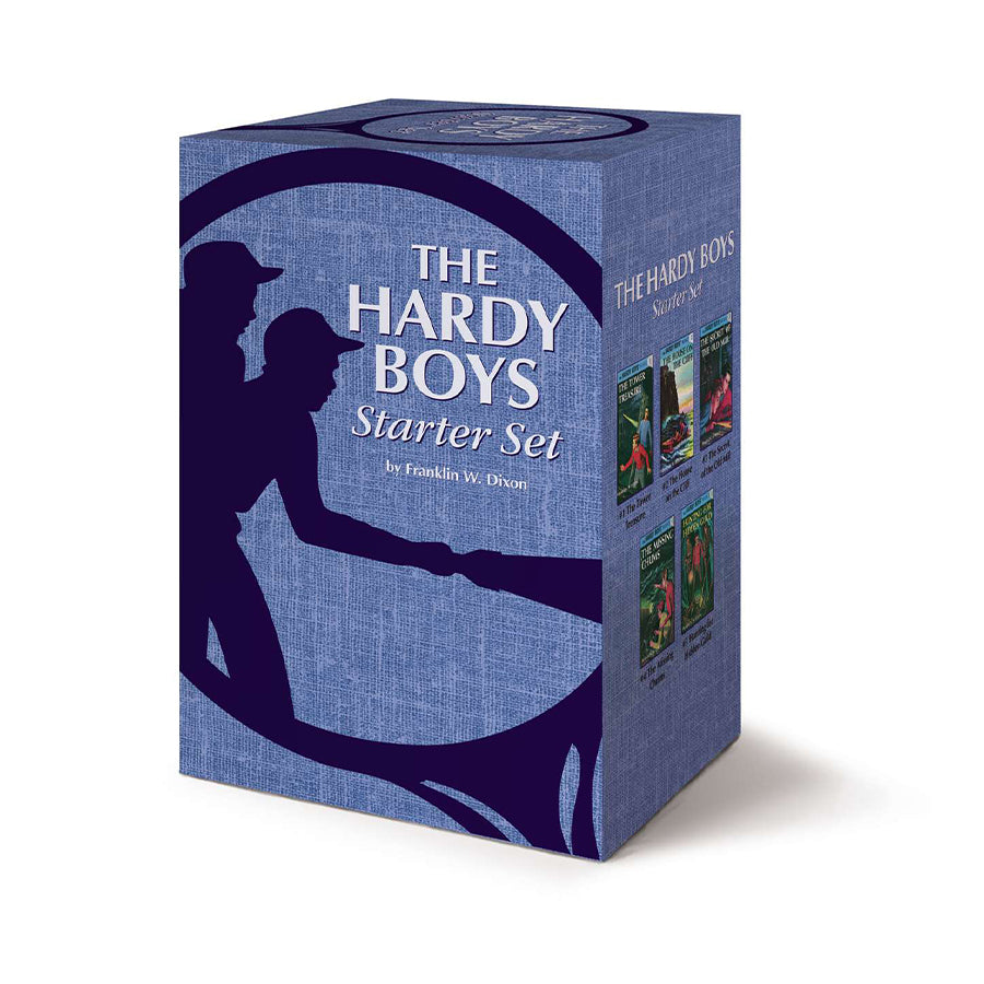HARDY BOYS BOOK SET