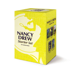 NANCY DREW BOOK SET