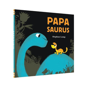 PAPASAURUS BOOK