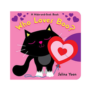 WHO LOVES BOO BOOK