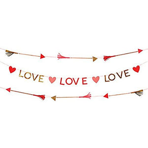 HEARTS & ARROWS VDAY GARLAND