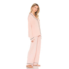 Load image into Gallery viewer, FROM ME TO YOU PINK PAJAMA SET