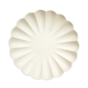 SCALLOP ECO LARGE PLATES