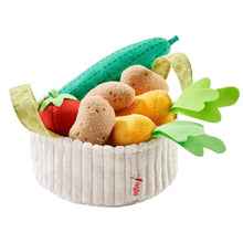 Load image into Gallery viewer, TOY VEGETABLE BASKET