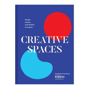CREATIVE SPACES BOOK