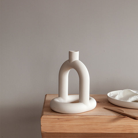 Noidoi Design Studio Single Kapp Candleholder