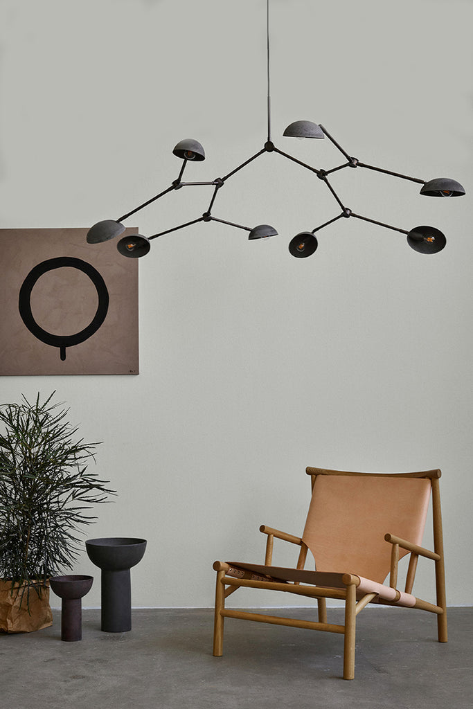 101 Copenhagen Drop Chandelier - Mette Collections Australia