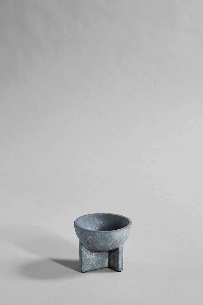 101 Copenhagen fibre concrete Osaka Bowl in light grey - Mette Collections Australia (4515078078563)