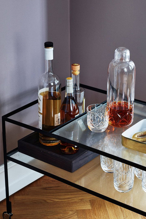 Louise Roe Whisky Glass - Mette Collections Australia