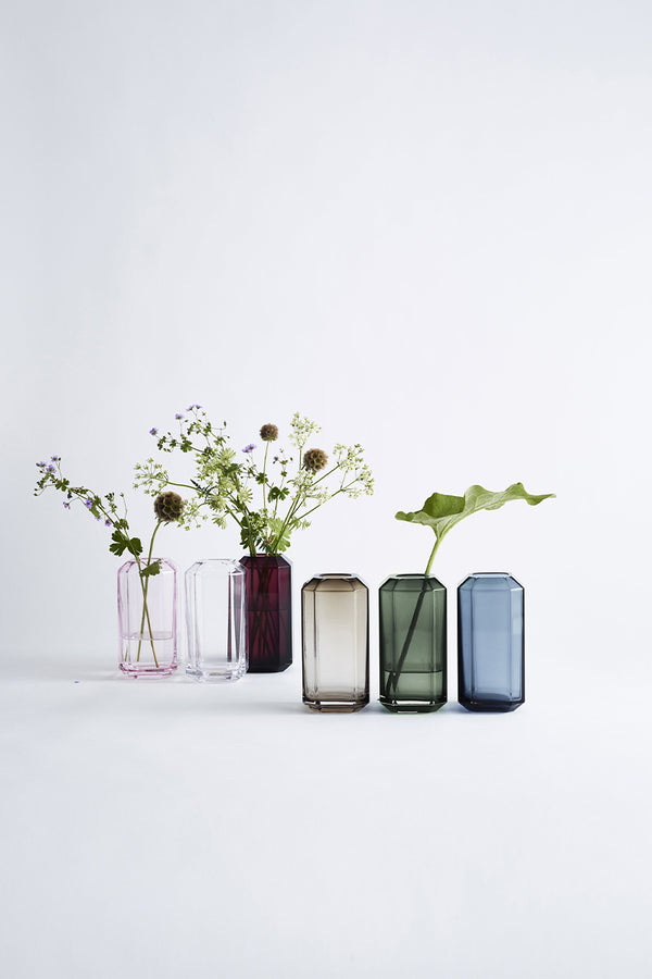 LOUISE ROE small Jewel Vase range in various colours  - Mette Collections Australia (4523172986979)