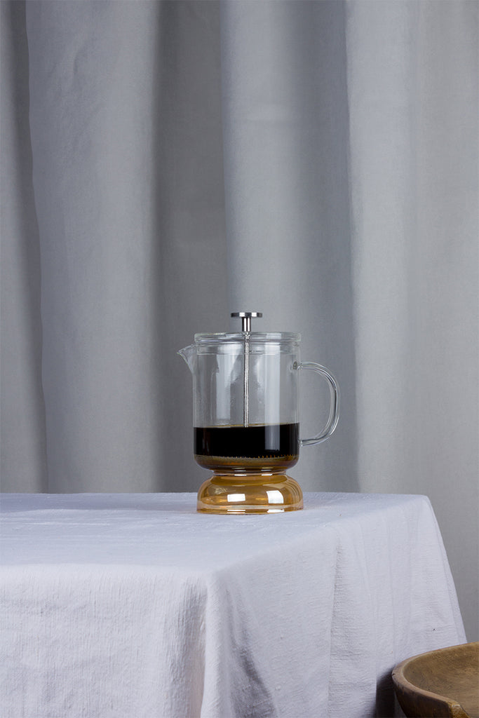 The Rooster Cafetière by Matias Moellenbach  - Mette Collections Australia (4429615595619)