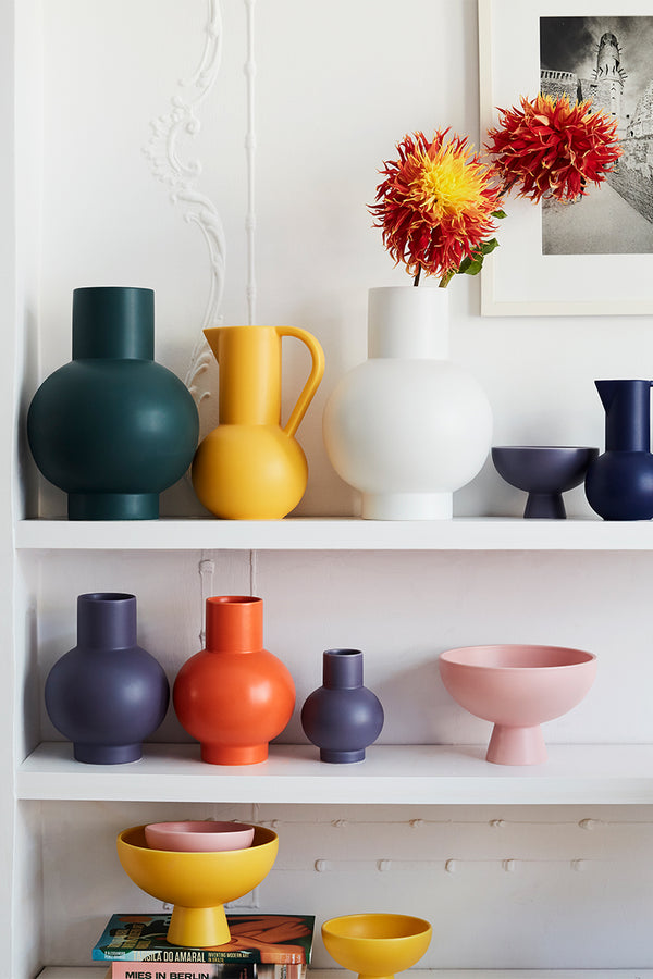 Raawii Strom Vase Range on display  - Mette Collections Australia (4528942055523)
