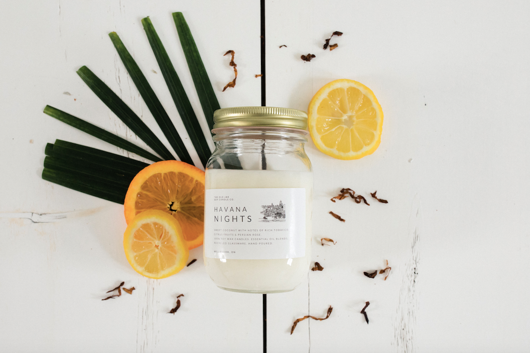 Havana Nights Soy Candle