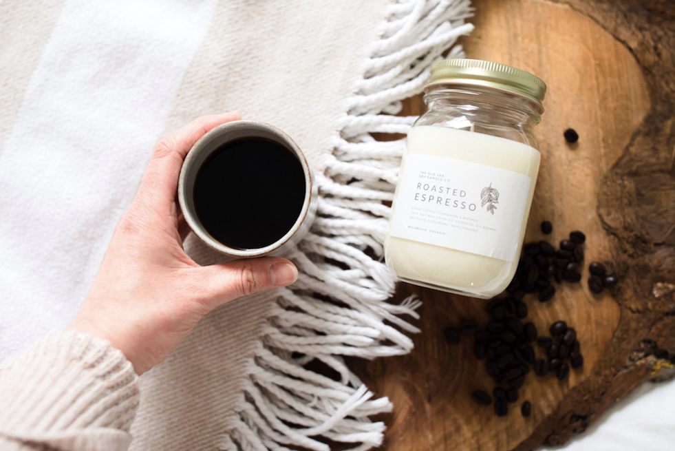 Roasted Espresso Soy Candle