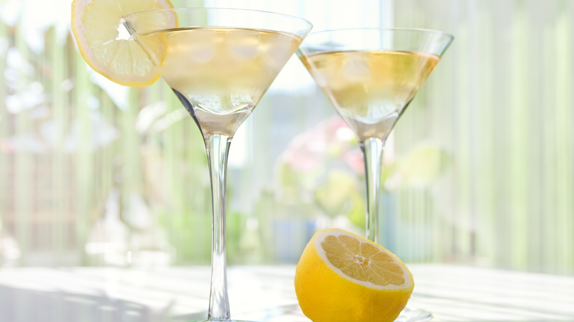 Gin Martini | Easy Cocktail Drinks | EliteDrinks.com